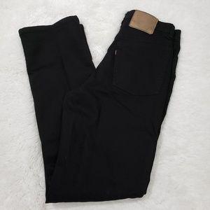 Black Levi Jeans Size 30
